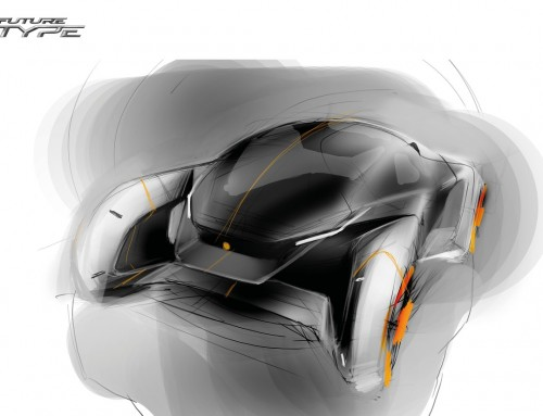 JAGUAR FUTURE-TYPE, CONCEPT A GUIDA AUTONOMA