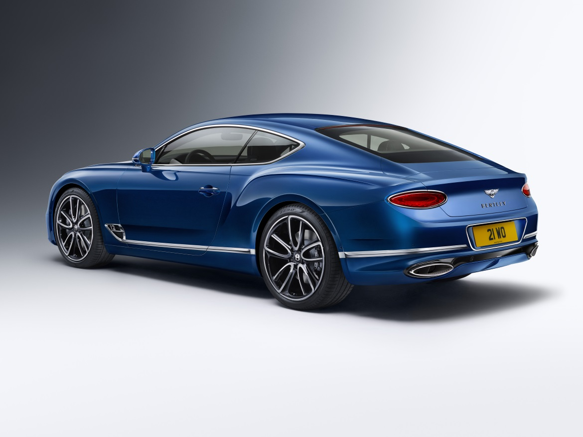 Delicieux BENTLEY CONTINENTAL GT, THE DEFINITIVE GRAND TOURER