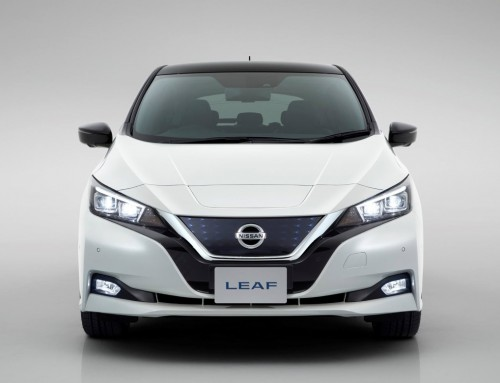 NEW NISSAN LEAF, FORWARD THINKING ATTITUDE