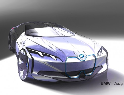 BMW i VISION DYNAMICS, EVOLUTION OF CLASSICS PROPORTIONS