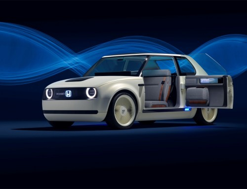 HONDA URBAN EV CONCEPT, SIMPLE AND SOPHISTICATED DESIGN