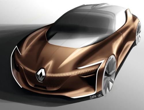 RENAULT SYMBIOZ, CONCEPT CAR AUTONOMA E INTERATTIVA