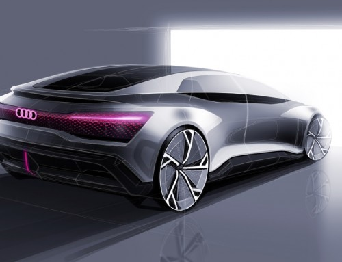AUDI AICON, THE DESIGN OF THE NEXT DECADES