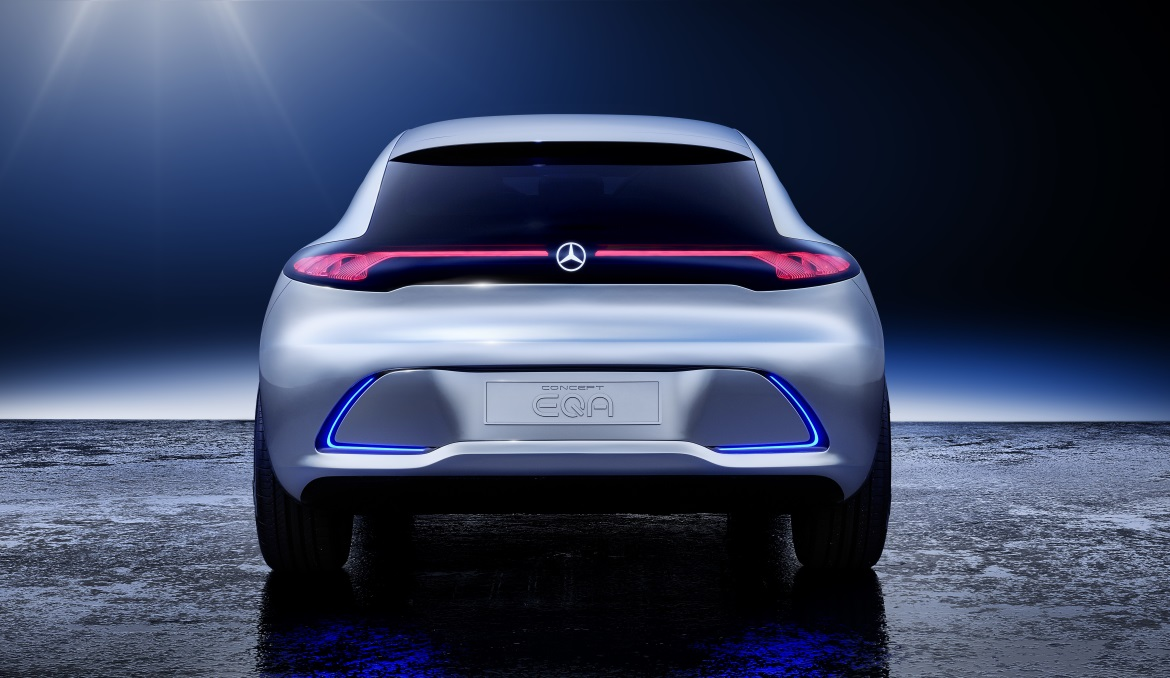 Mercedes-Benz Concept EQ A