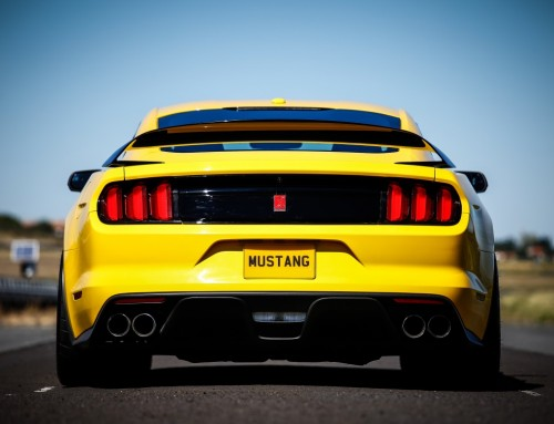 FORD MUSTANG GT350R, EXTREME