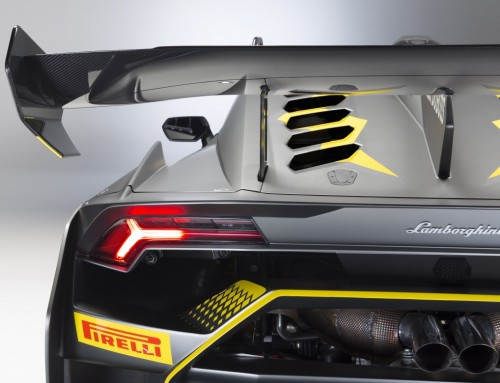 LAMBORGHINI HURACAN SUPER TROFEO EVO, STYLING AND TECHNOLOGY