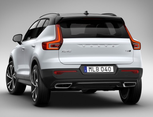 NEW XC40, THE FIRST VOLVO ON NEW MODULAR VEHICLE ARCHITECTURE CMA