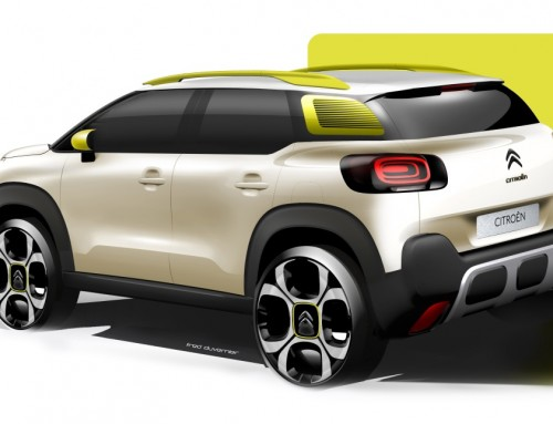 CITROËN C3 AIRCROSS, PERSONAL, ENTERTAINING STYLE