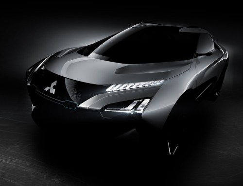 MITSUBISHI E-EVOLUTION CONCEPT, SUV-COUPE' CON INTELLIGENZA ARTIFICIALE