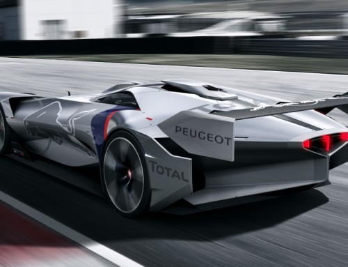 PEUGEOT L 750 R HYBRID VISION GRAN TURISMO, EXTREME AND SPORTY