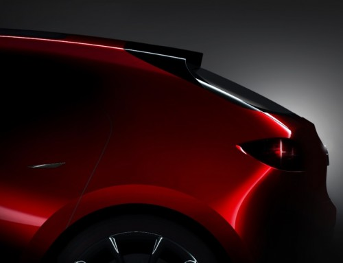 MAZDA TO UNVEIL TWO CONCEPT CAR AT TOKYO 2017