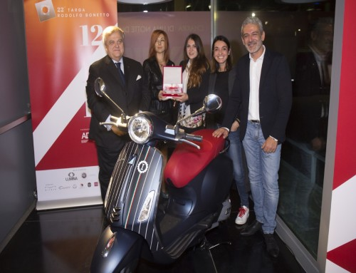 TARGA RODOLFO BONETTO, FIRST PRIZE TO DB SHOES PROJECT