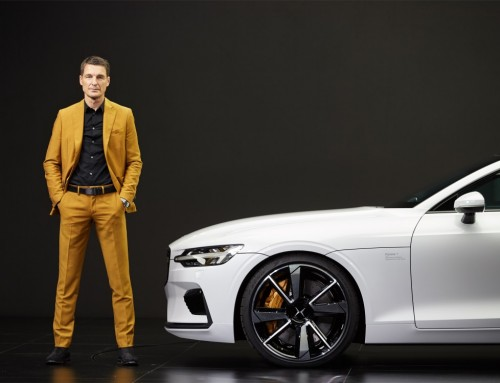 POLESTAR 1, THE FOUNDER OF VOLVO'S PERFORMANCE BRAND