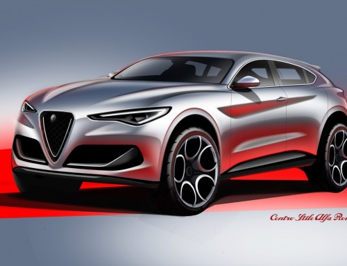 ALESSANDRO MACCOLINI TELLS THE DESIGN STORY OF THE ALFA ROMEO STELVIO AT AUTOSTYLE 2017