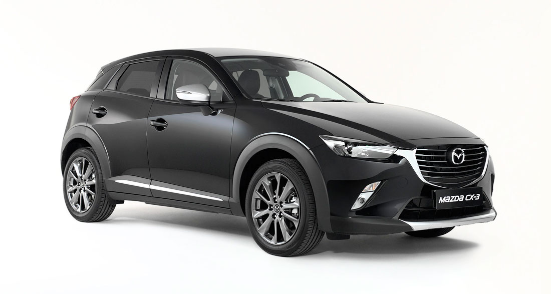 mazda cx 3 limited edition pollini elective affinities auto design. Black Bedroom Furniture Sets. Home Design Ideas