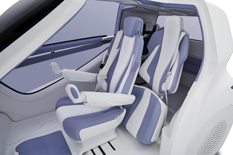 Toyota tre concept per il futuro della mobilita 39 auto for Joystick per sedia a rotelle