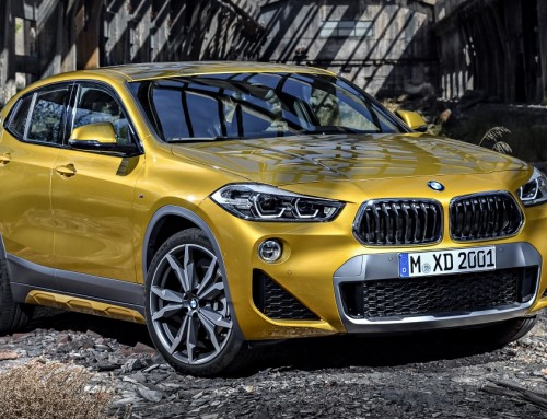 BMW X2, FAST-MOVING FORMS AND ROBUST VOLUMES