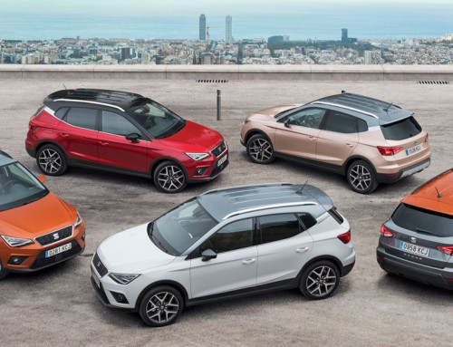SEAT ARONA, MOUNTING EMOTION