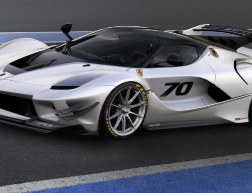 FERRARI FXX-K EVO, LIGHTER AND MORE AERODYNAMIC
