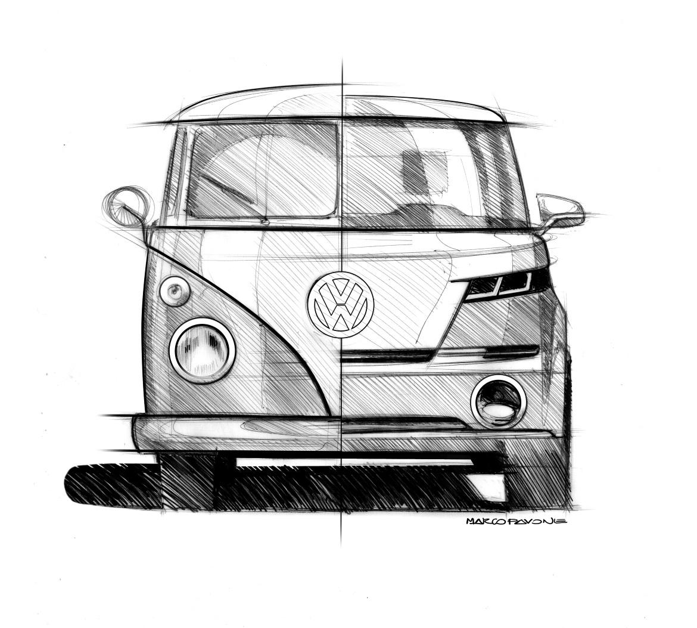 The Best Concept Cars Of 2000s Volkswagen Bulli