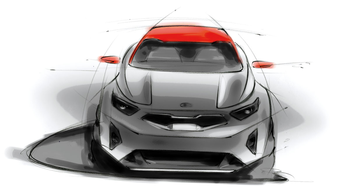 Kia Tiger Nose