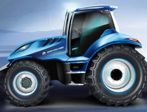 NEW HOLLAND METHANE CONCEPT, FUELING INNOVATION