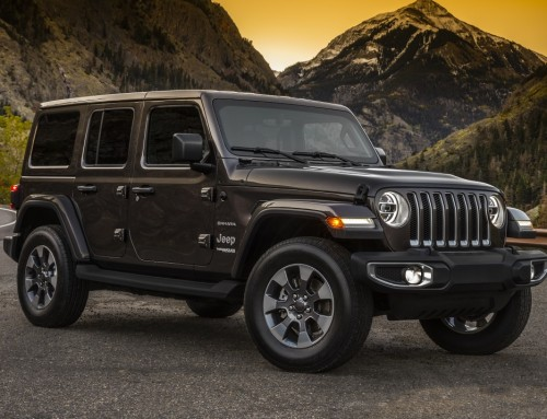 JEEP WRANGLER, MODERN DESIGN THAT STAYS TRUE TO THE ORIGINAL