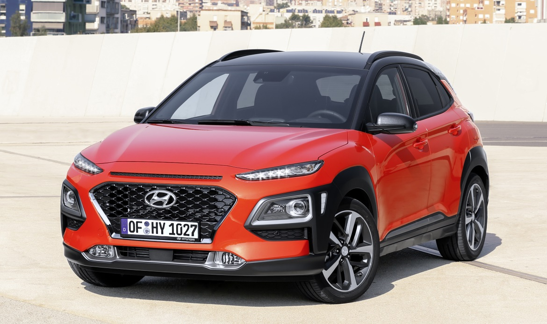 Hyundai Kona Explosive Californian Auto Amp Design