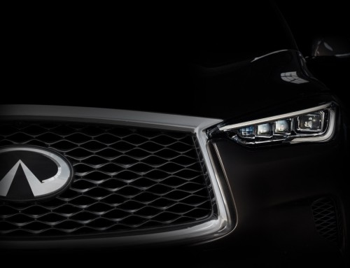 INFINITI TO UNVEIL A NEW MODEL AT LOS ANGELES 2017