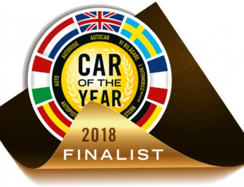 CAR OF THE YEAR 2018, THE FINALISTS