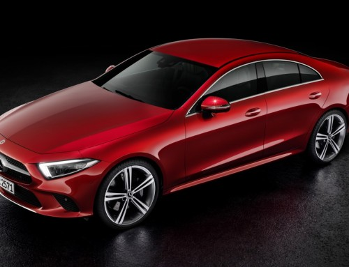 "MERCEDES-BENZ CLS, ""HOT AND COOL"""