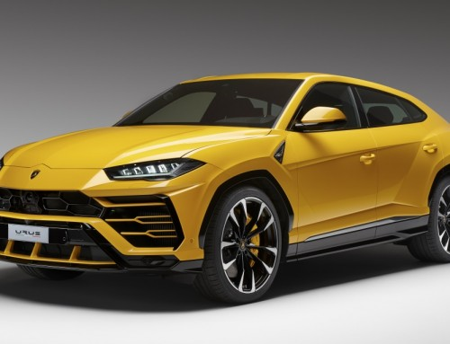 LAMBORGHINI URUS, THE MOST POWERFUL SUV