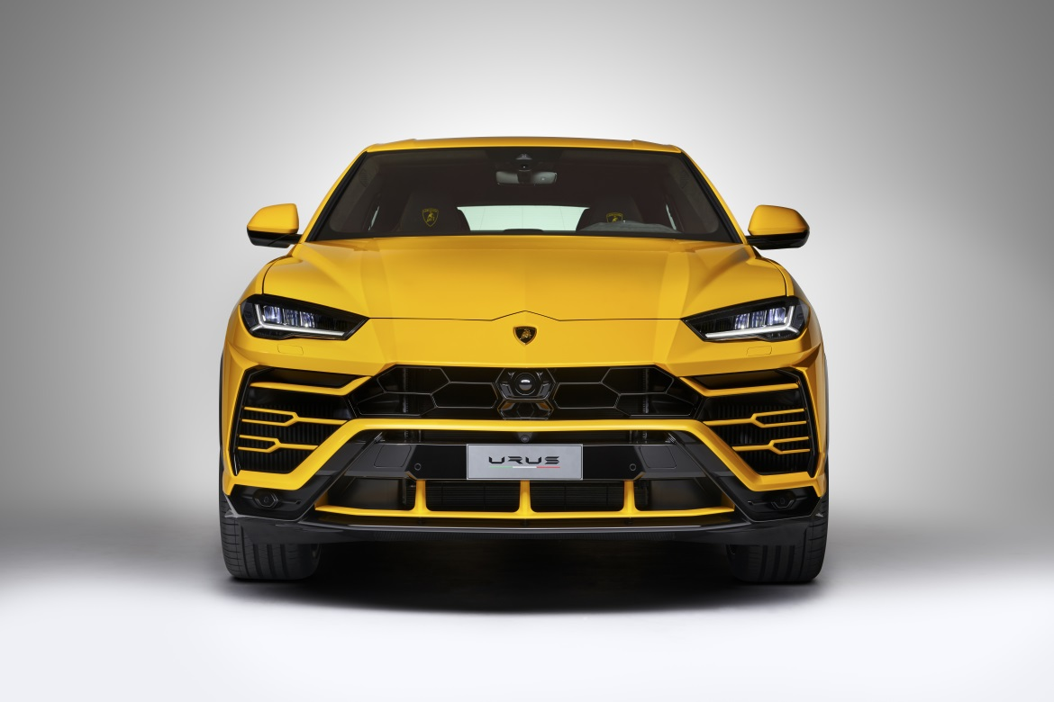 Lamborghini Urus The Most Powerful Suv Auto Amp Design