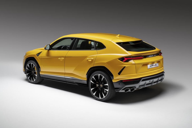Silver Lamborghini Urus >> LAMBORGHINI URUS, THE MOST POWERFUL SUV - Auto&Design