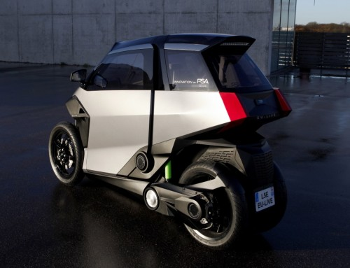 PSA DESIGNS AN ELECTRIC LIGHTWEIGHT VEHICLE FOR EU-LIVE CONSORTIUM