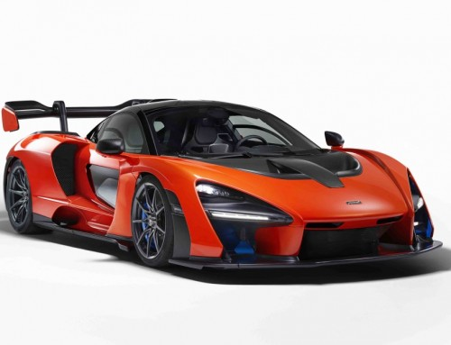 MCLAREN SENNA, THE ULTIMATE TRACK-CAR FOR THE ROAD