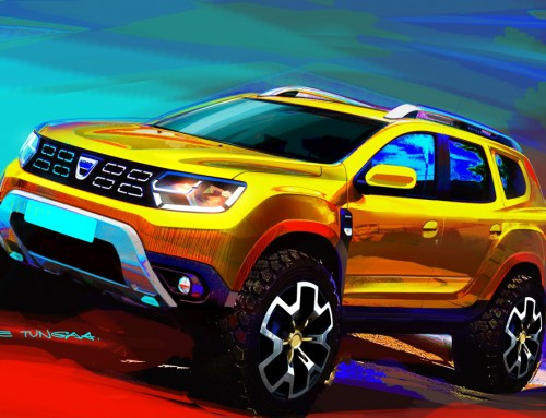 DACIA DUSTER, EVOLVING SOLIDITY
