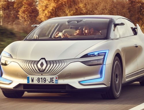RENAULT SYMBIOZ, THE FUTURE STARTS TODAY