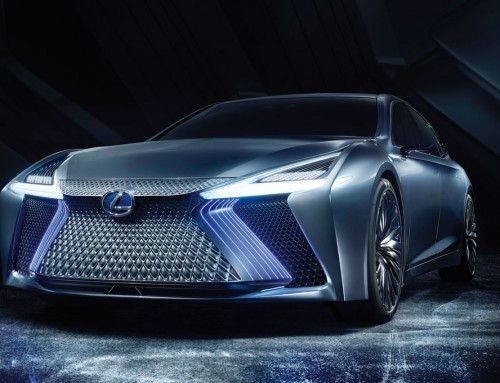 LEXUS LS+, L-FINESSE EVOLVES
