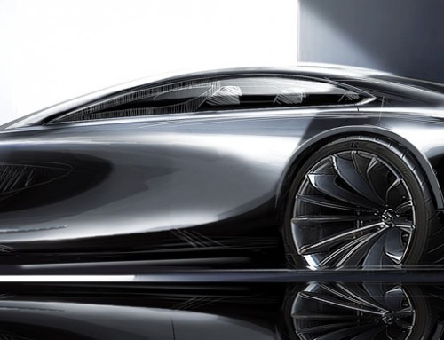 MAZDA VISION COUPE' CONCEPT, SOPHISTICATED SIMPLICITY