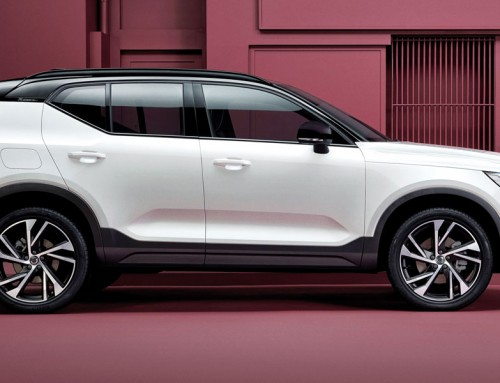 VOLVO XC40, INNOVATIVE PERSONALITY