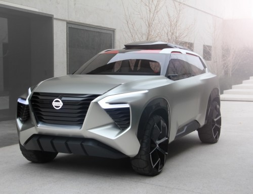 NISSAN XMOTION CONCEPT, POWERFUL DYNAMIC DESIGN
