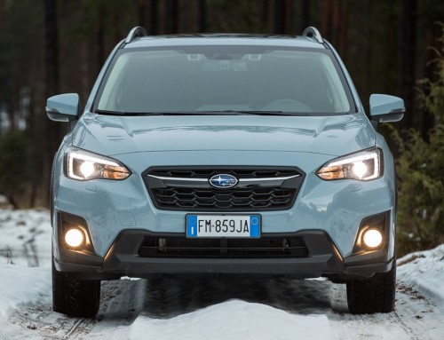 SUBARU XV, DYNAMIC SOLIDITY