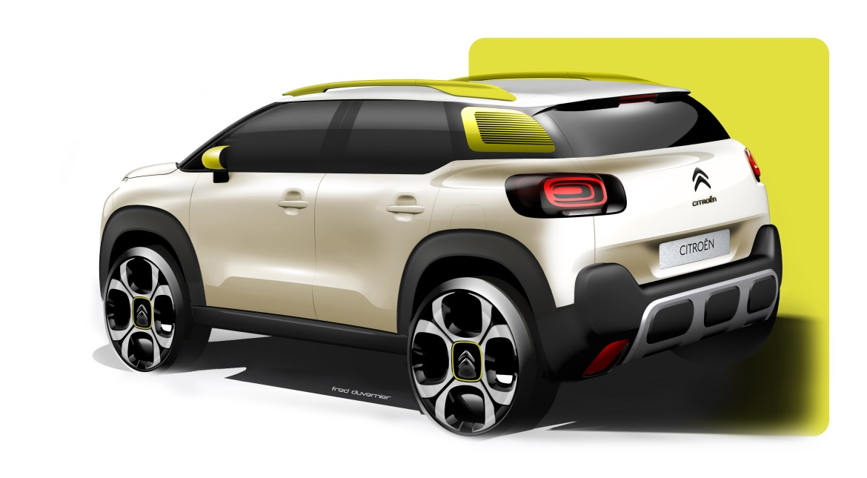 coty 2018 finalists citro n c3 aircross auto design. Black Bedroom Furniture Sets. Home Design Ideas