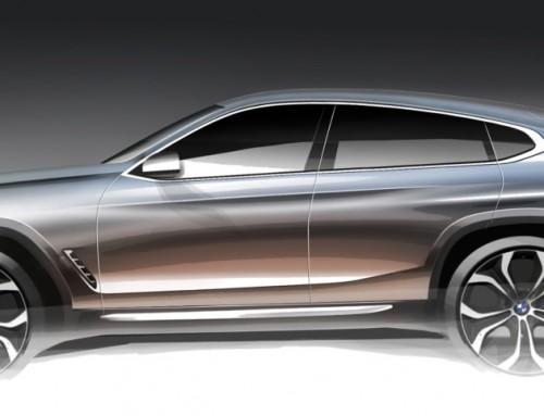BMW X4, SILHOUETTE DISTINTIVA E DINAMICA