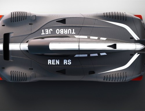 TECHRULES REN RS, THE HIGH PERFORMANCE SUPERCAR DESIGNED BY GFG STYLE