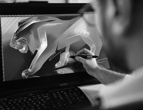 PEUGEOT DESIGN LAB PRESENTS A NEW BRAND AMBASSADOR