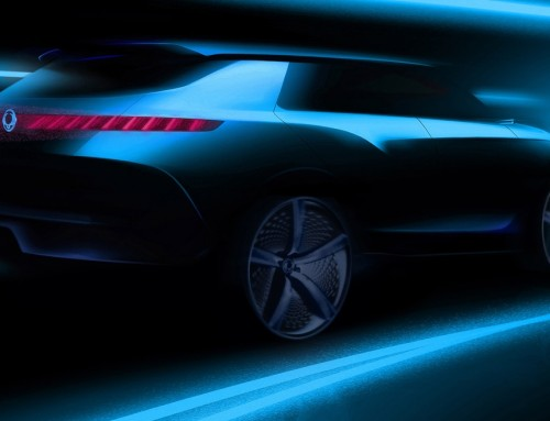 SSANGYONG WILL UNVEIL THE ELECTRIC E-SIV CONCEPT AT GENEVA