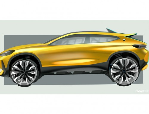BMW X2, CROSS COUPE'