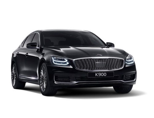 KIA K900, THE NEW LUXURY SEDAN AT NEW YORK AUTOSHOW 2018